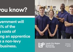 Apprenticeship grants available