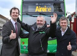 Keighley-Leeds bus service relaunched