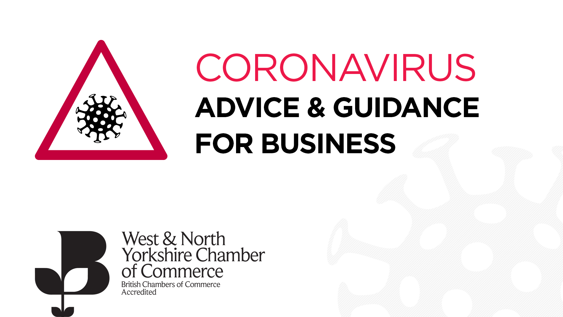 Coronavirus Guidance – Latest