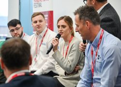 Manufacturing apprenticeships the routes to top jobs, students told at skills event