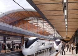 HS2 CEO welcomes Government approval to issue Notice to Proceed