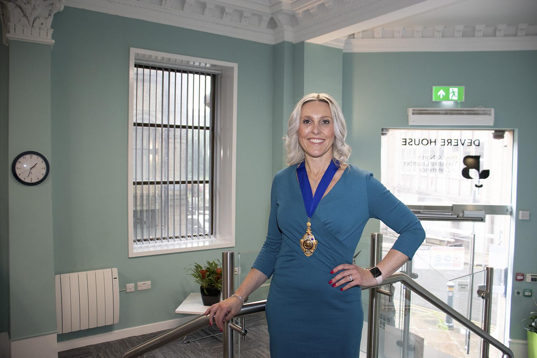 New President for Bradford Chamber of Commerce