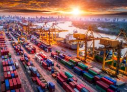 Export recovery remains flat amid disruption to supply chains