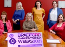 Bradford's female manufacturing leaders to inspire pupils during 2021 event
